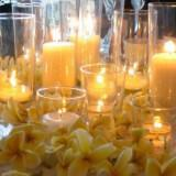candle wedding centerpieces 160x160 - Διακόσμηση γάμου με κεριά… μια σταθερή αξία!