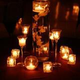 candles wedding centerpieces 160x160 - Διακόσμηση γάμου με κεριά… μια σταθερή αξία!