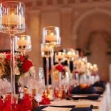 glass candle wedding centerpiece 160x160 - Διακόσμηση γάμου με κεριά… μια σταθερή αξία!