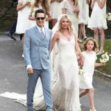 kate moss 2 160x160 - Διάσημοι γάμοι - Νυφες του 2011