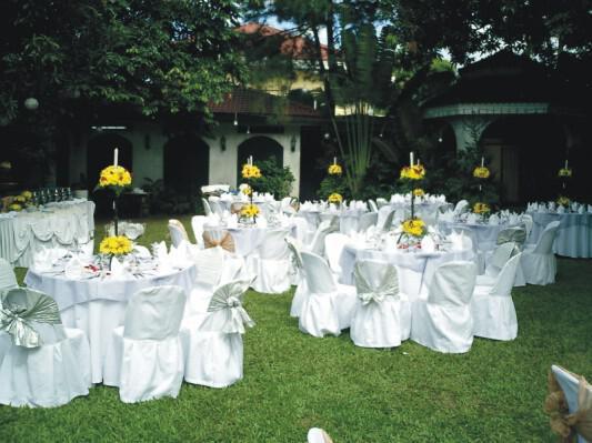 outdoor wedding - Δεξίωση γάμου σε κτήμα