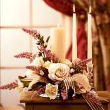 wedding candle centerpiece 160x160 - Διακόσμηση γάμου με κεριά… μια σταθερή αξία!