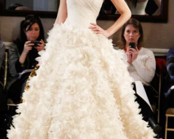 102 350x280 - Νυφικά Φορεματα 2012 Ball Gown Τα καλύτερα του 2012