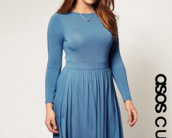 132 350x280 - Φορέματα κατάλληλα για πληθωρικές κουμπάρες!