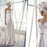 204 b1 160x160 - Νυφικά Φορεματα 2012 Mira Ζwillinger