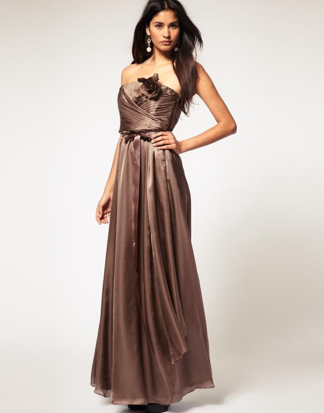 Maxi Φορεματα 2012 για την Κουμπαρα!