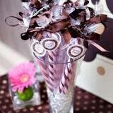 96498 candy wedding favors 160x160 - Καλοκαιρινός γάμος Δεξίωση DIY: Πώς να διαμορφώσετε έναν οικονομικό μπουφέ μόνες σας!