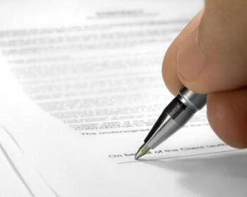 contract 350x280 - Έγγραφα που θα χρειαστείτε για την τέλεση του γάμου σας