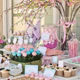dessert buffet ideas cheap 160x160 - Καλοκαιρινός γάμος Δεξίωση DIY: Πώς να διαμορφώσετε έναν οικονομικό μπουφέ μόνες σας!