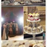 fun dessert buffet ideas 160x160 - Καλοκαιρινός γάμος Δεξίωση DIY: Πώς να διαμορφώσετε έναν οικονομικό μπουφέ μόνες σας!