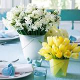 louloudia diakosmisi pasxa 13 160x160 - Πασχαλινή διακόσμηση : Λουλούδια για πάντα!