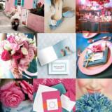 pink blue girly wedding 160x160 - Ανοιξιάτικος γάμος : Οι παστέλ αποχρώσεις είναι η ιδανική επιλογή