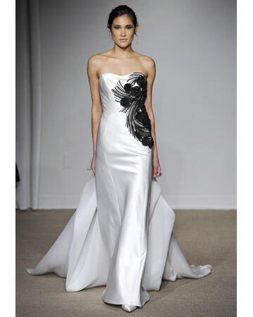 Bridal Fashion Week 2012  Τα καλύτερα Sheath νυφικά Φορεματα