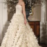 20 Romona Keveza Style RK208 SIDE 160x160 - Νυφικά Φορεματα 2012 Romona Keveza Collection Άνοιξη 2012