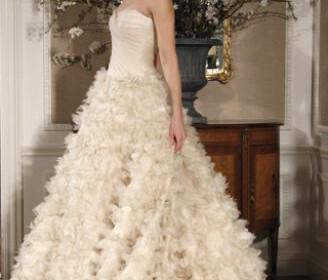 20 Romona Keveza Style RK208 SIDE 328x280 - Νυφικά Φορεματα 2012 Romona Keveza Collection Άνοιξη 2012