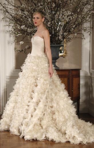 595833b4921a ... Collection Άνοιξη 2012. 20 Romona Keveza Style RK208 SIDE 160x160 -  Νυφικά Φορεματα ...