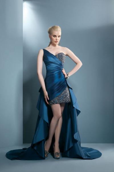 9ec5cb6dc15 ... Γαμο Collection Ανοιξη Καλοκαίρι 2012. 981 full 160x160 - Demetrios  Βραδινά φορέματα για ...