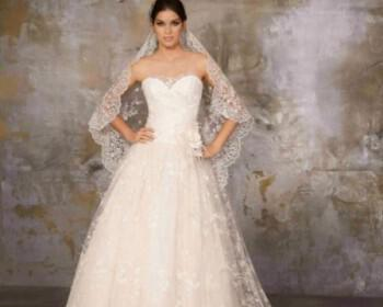 AN159 Front 350x280 - Νυφικά Φορεματα Coco Anais Συλλογή Ανοιξη Καλοκαίρι 2012