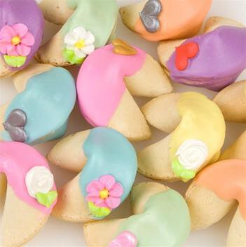 Fortune Cookies Τα μπισκότα τύχης παίρνουν μια άλλη μορφή και γίνονται μια νέα μόδα στο γάμο!