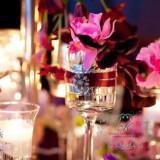 gamos stolismos diakosmisi magenta 7 160x160 - Στολισμός γάμου με το χρώμα Magenta