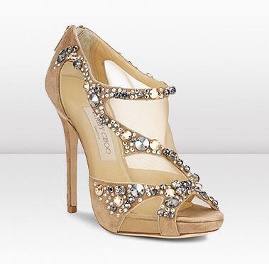 Jimmy Choo Νυφική συλλογή παπουτσιών 2012 8280554ac84