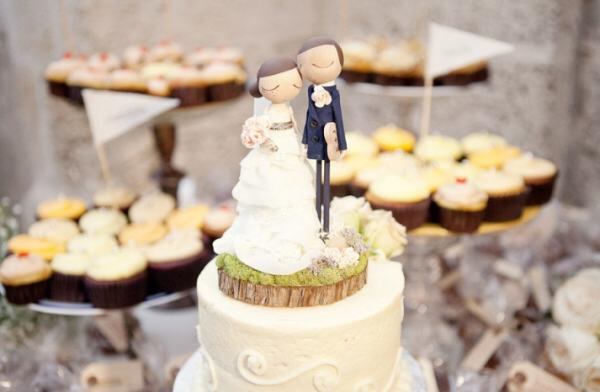 cute wedding cake pictures τα πιο όμορφα toppers για γαμήλιες τούρτες 13277