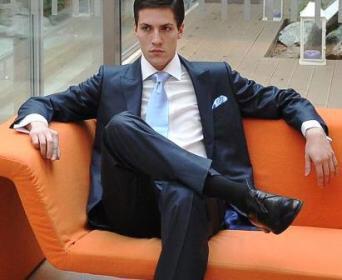 giannetos koustoumi gamprou xeiropoiito 5 342x280 - Giannetos Αντρικά χειροποίητα κουστούμια Wedding Collection 2012