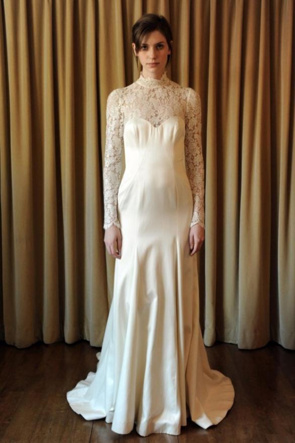 Νυφικά Φορεματα 2013 Temperley Collection Άνοιξη 2013