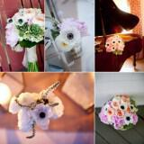anemone succulent bridal bouquet romantic  full 160x160 - Τα λουλούδια στο γάμο: Εμπνευστείτε από την ανεμώνη