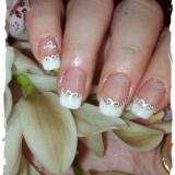 nifiko manikiour wedding nail art bows and butterfly 160x160 - Ιδέες και tips για το τέλειο νυφικό μανικιούρ
