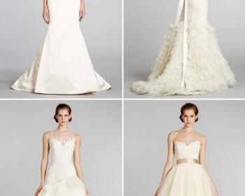 wedding dresses fall 2012 lazaro bridal gowns 3  full 350x280 - Lazaro Νυφικά Φορεματα Φθινόπωρο 2012