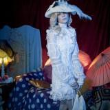 nifiko Yolan Chris 56ba 160x160 - Νυφικά Yolan Chris Συλλογή Bohemian Luxury 2012