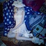nifiko Yolan Chris 69ba 160x160 - Νυφικά Yolan Chris Συλλογή Bohemian Luxury 2012