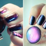 nixia sxedia funky wedding nail art for modern stylish brides 1  full carousel 160x160 - Σχέδια για Νύχια για εναλλακτικές νύφες : Εντυπωσιάστε με τα νύχια σας!