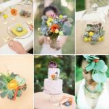 succulents ranunculus wedding flower inspiration  full 160x160 - Τα λουλούδια στο γάμο: Παιώνιες & Νεραγκούλες