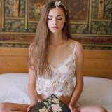 bridal boudoir wedding photos romantic lace lingerie 1  full carousel 160x160 - Claire Petitbone Συλλογή Νυφικά εσώρουχα