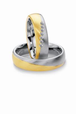 Βέρες γάμου Συλλογή Profile by Antigoni Jewellery