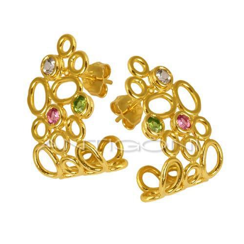 Σκουλαρίκια Συλλογή Antigoni Jewellery