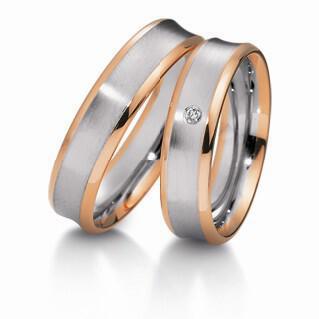Βέρες γάμου Συλλογή Basic Antigoni Jewellery