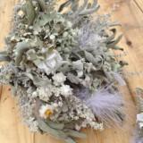 etsy wedding treasures for your handmade wedding glam feathers dried bridal bouquet  full carousel 160x160 - Φτερά και Πούπουλα…δώστε στο γάμο σας άλλο «αέρα»!