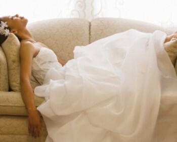 Relax bride 350x280 - Η μεγάλη μέρα έφτασε, συμβουλές για να είσαι ήρεμη και χαρούμενη