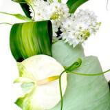 tourta gamou louloudia 16 160x160 - Τούρτες γάμου με λουλούδια – Απλά υπέροχες!