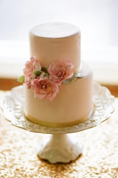 Τούρτες γάμου με λουλούδια – Απλά υπέροχες!