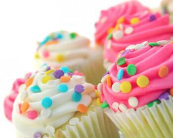 vaftisi cupcakes 350x280 - Συμβουλές για μια υπέροχη βάφτιση