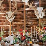 diakosmisi trapezia gamou 10 160x160 - Διακόσμηση τραπεζιού γάμου με rustic θέμα