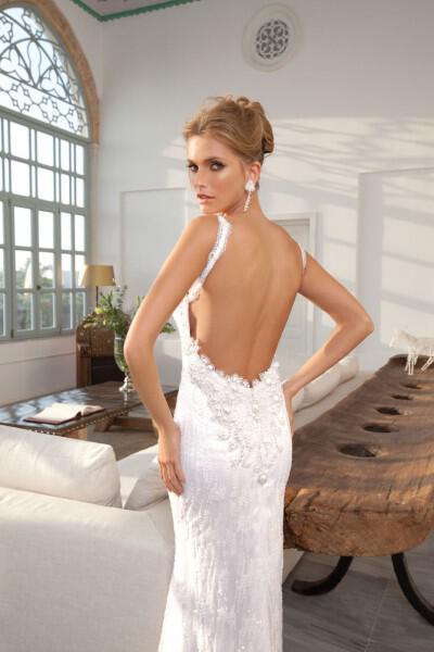 nifika sposa moda luxury 2013 12 - Νυφικά 2013 Sposa Moda collection Luxury