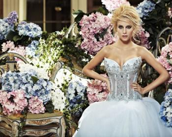 nifika sposa moda luxury 2013 2 350x280 - Νυφικά 2013 Sposa Moda collection Luxury