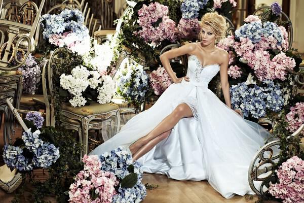 nifika sposa moda luxury 2013 3 - Νυφικά 2013 Sposa Moda collection Luxury