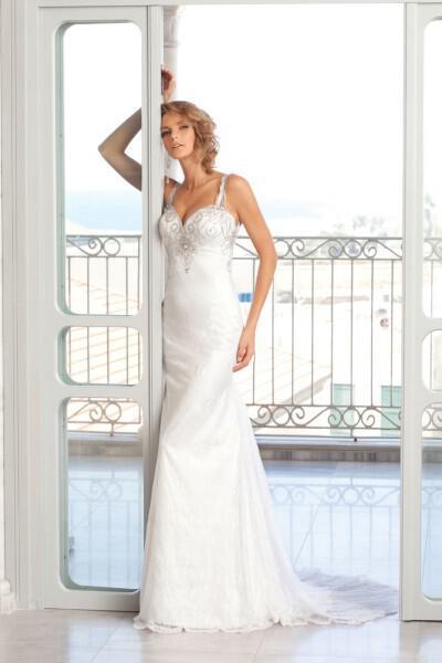 nifika sposa moda luxury 2013 4 - Νυφικά 2013 Sposa Moda collection Luxury