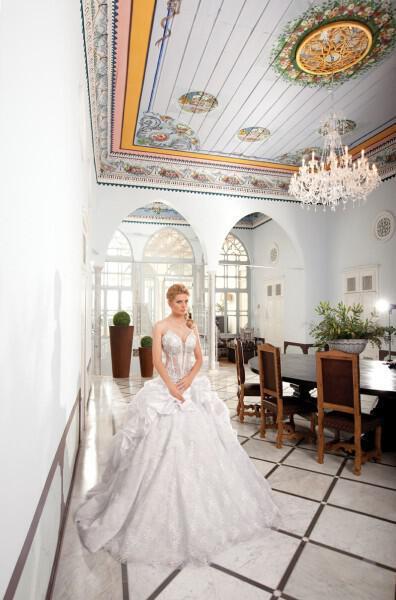 nifika sposa moda luxury 2013 5 - Νυφικά 2013 Sposa Moda collection Luxury